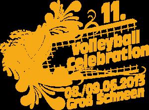 11. Volleyball Celebration - 8. und 9. Juni 2013 - Groß Schneen