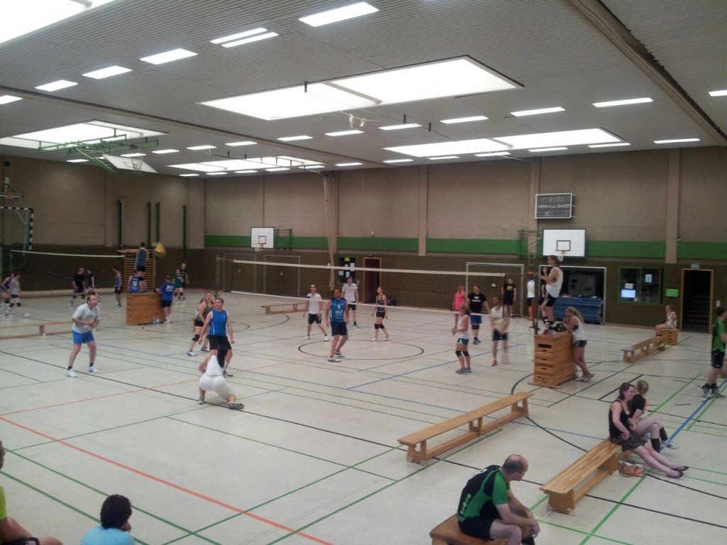 Impressionen von 12. Volleyball Celebration am 4./5. Juli 2015 - Foto: Nadin Brandes