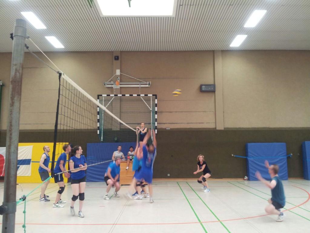 Impressionen von 12. Volleyball Celebration am 4./5. Juli 2015 - Foto: Nadin Brandes